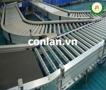 Hệ thống băng tải đa hướng và ưu điểm của bộ điều khiển PLC