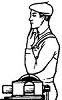Lựa chọn ê tô và cách gá chi tiết gia công của người thợ nguội trên ê tô