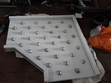 Con lăn bi cầu và ứng dụng trong sản xuất băng tải